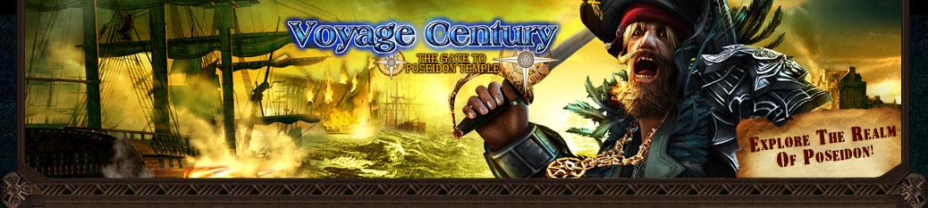 Voyage Century - Magnifica Aventura Online Brasil