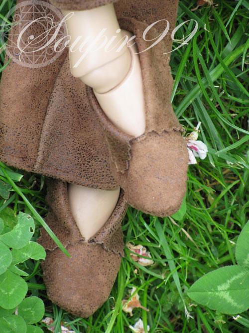 Crochet maniac -quand le crochet se fait couture!!! - Page 4 Mocass10
