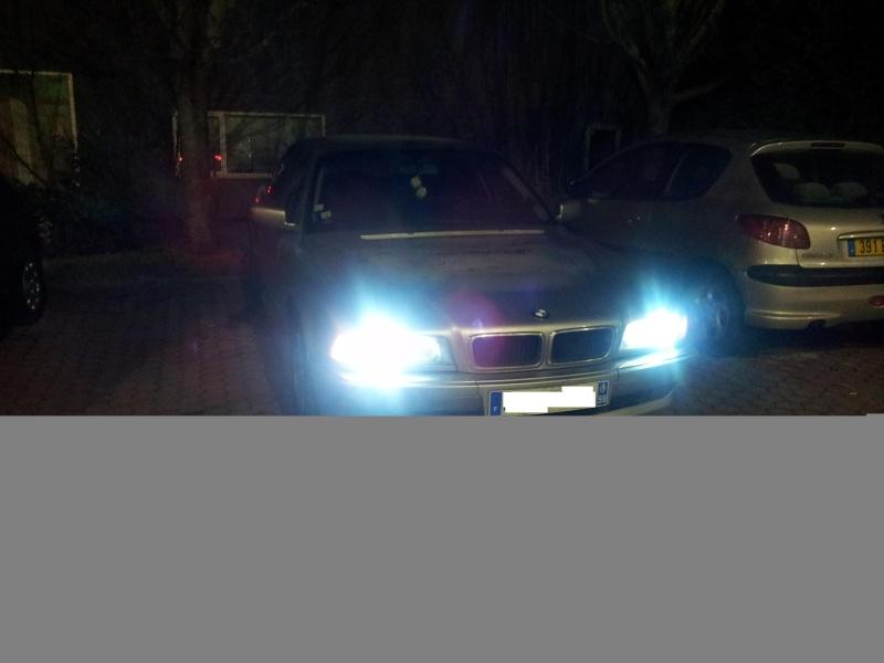 Passage de phares normaux en xénon 20120110