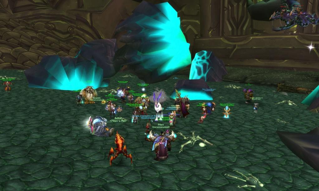 Supremus Down! Wowscr12