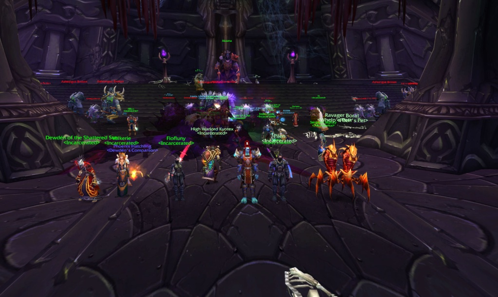 Shade of Akama Down! Wowscr13