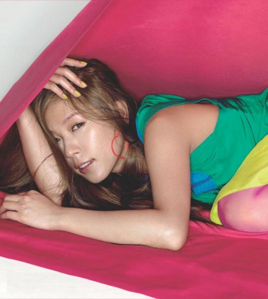 "BoA 26th Single ""Vivid"" Cover Jacket HQ Boa00911"