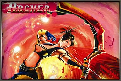 Character Classes Archer10