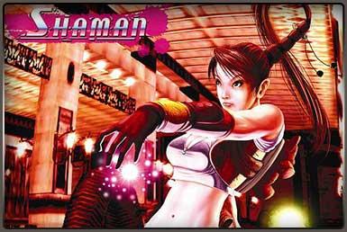 Character Classes Shaman10