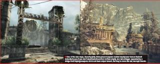 Сканы Gears of War 2 из нового номера EGM 810