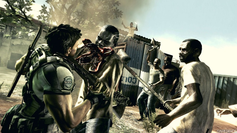 Превью Resident Evil 5 85700010
