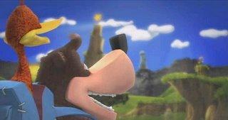 Детали мультиплеера и не только Banjo-Kazooie: Nuts & Bolts Banjo-10