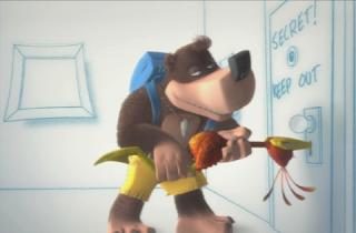 Время прохожденя Banjo Kazooie: Nuts & Bolts Banjof10