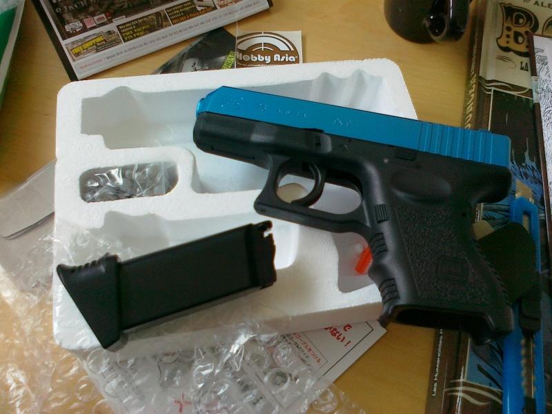 Review marui Glock 26 GIDAN Tokyo Marui 08112011