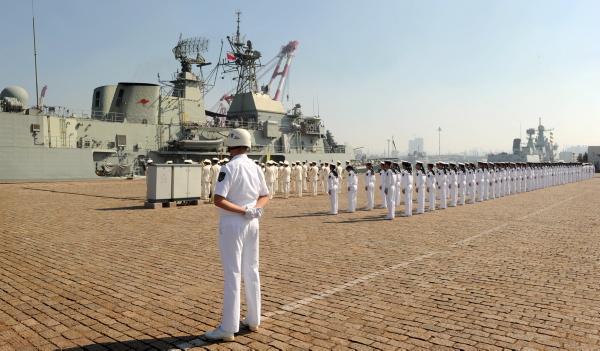 """Les dossiers photos de l'été, 1er juillet : """" the royal australian navy"""" 20100910"""