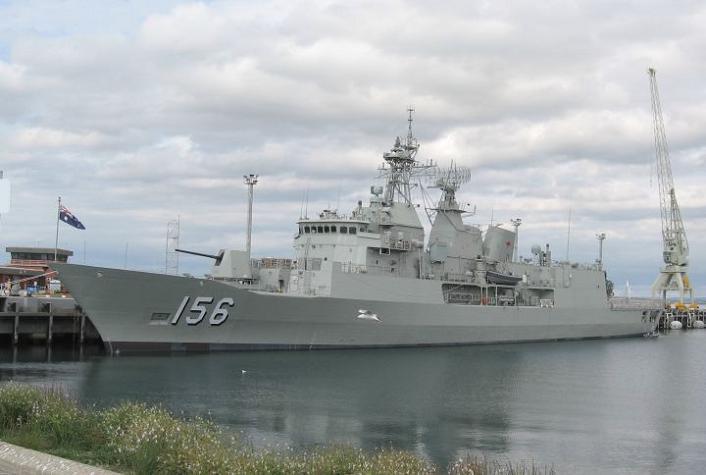 """Les dossiers photos de l'été, 1er juillet : """" the royal australian navy"""" Austra11"""