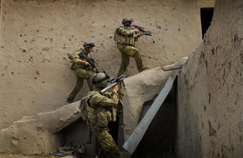 """Les dossiers photos de l'été, 9 juillet : """"Photos d'Afghanistan"""" Buildi11"""