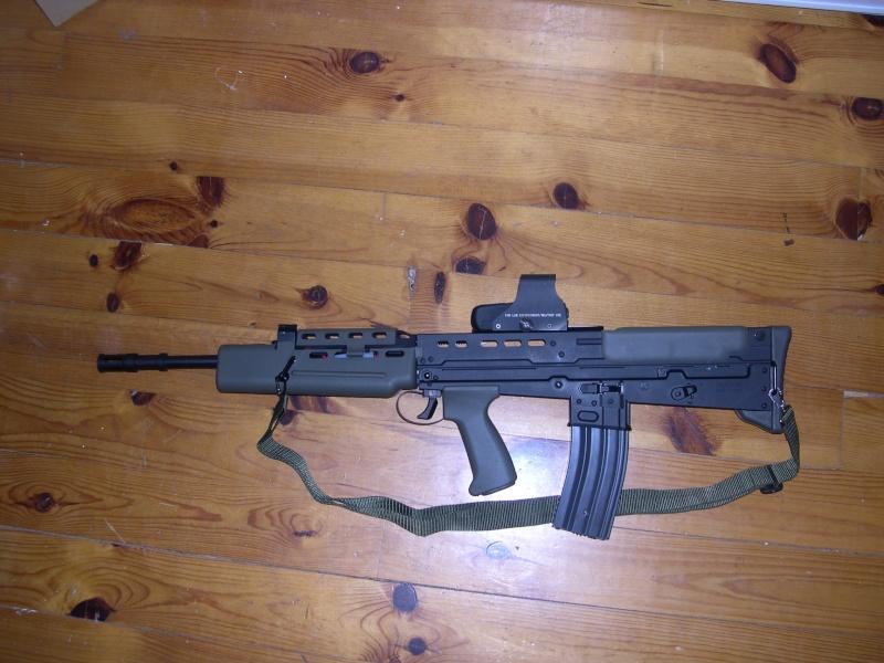 R85 Army ... L85A1 Dscn0014