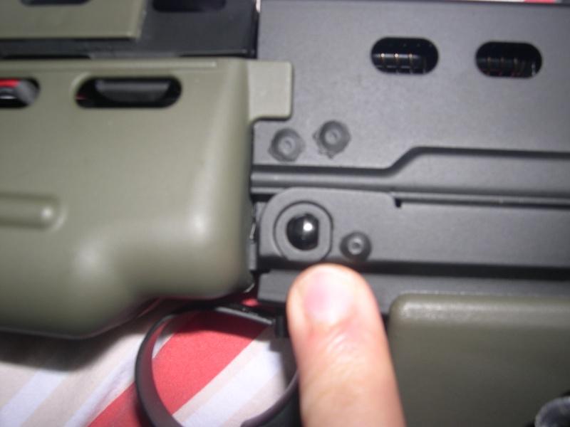 R85 Army ... L85A1 Dscn0019