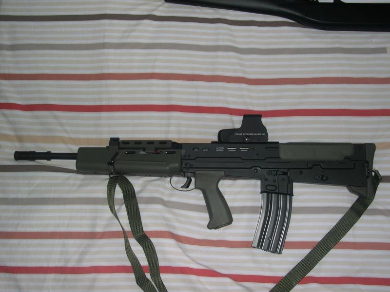 R85 Army ... L85A1 Dscn0022