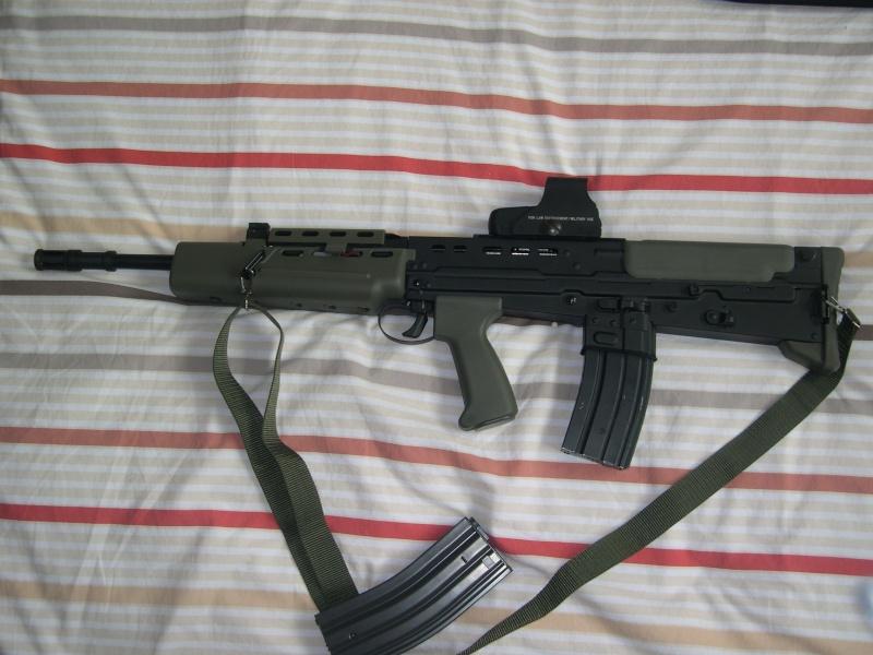 R85 Army ... L85A1 Dscn0023