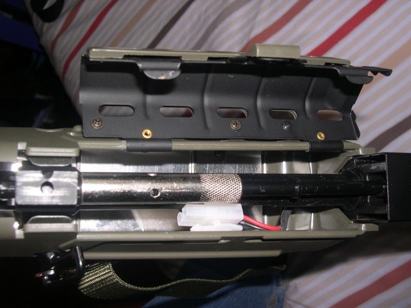 R85 Army ... L85A1 Dscn0024