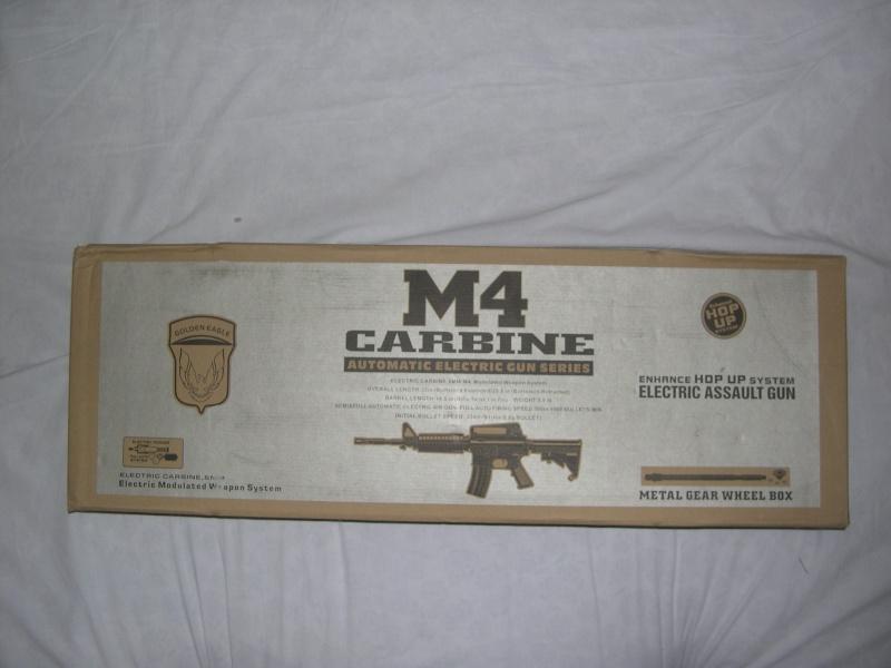 VENTE M4a1 + silencieux Dscn0032