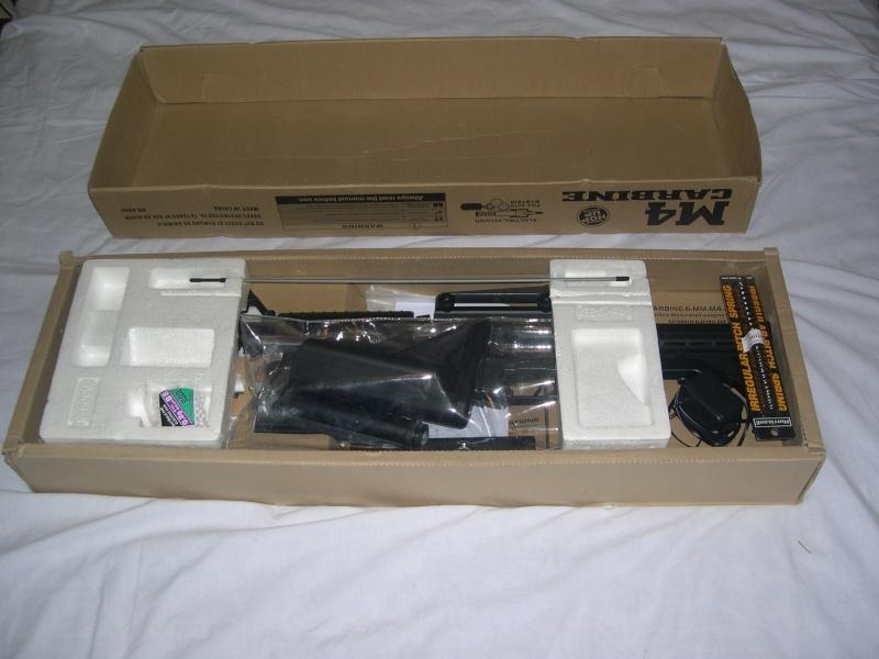 VENTE M4a1 + silencieux Dscn0033