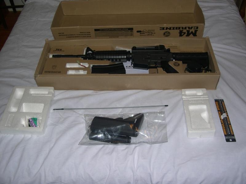 VENTE M4a1 + silencieux Dscn0034