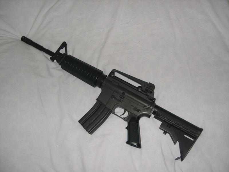 VENTE M4a1 + silencieux Dscn0035