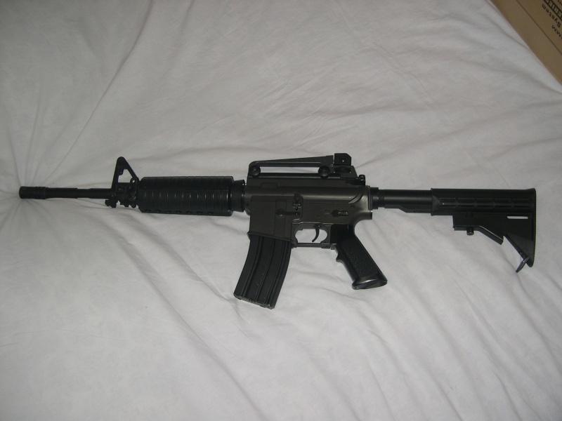 VENTE M4a1 + silencieux Dscn0036