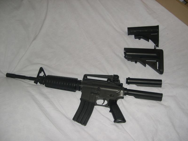 VENTE M4a1 + silencieux Dscn0037