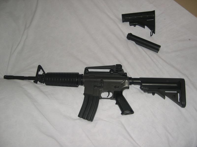 VENTE M4a1 + silencieux Dscn0041
