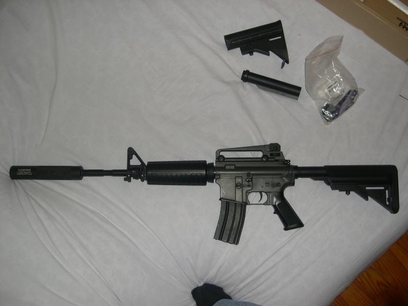 VENTE M4a1 + silencieux Dscn0043
