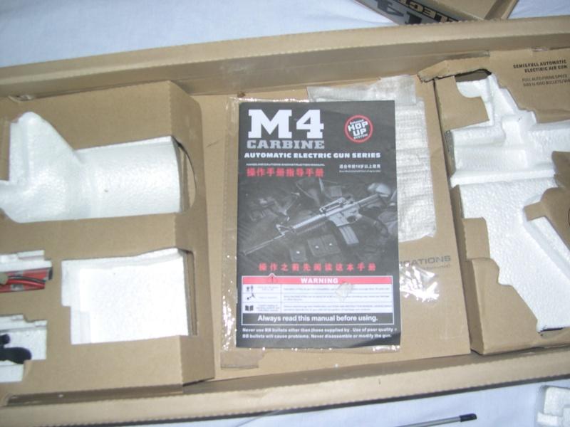 VENTE M4a1 + silencieux Dscn0046