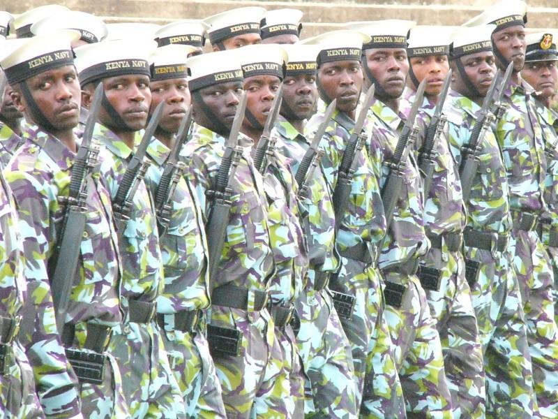 Camouflages du monde entier Kenyan11