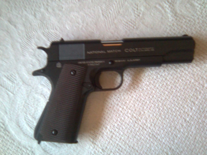 Review colt 1911 springer Cyma Photo027