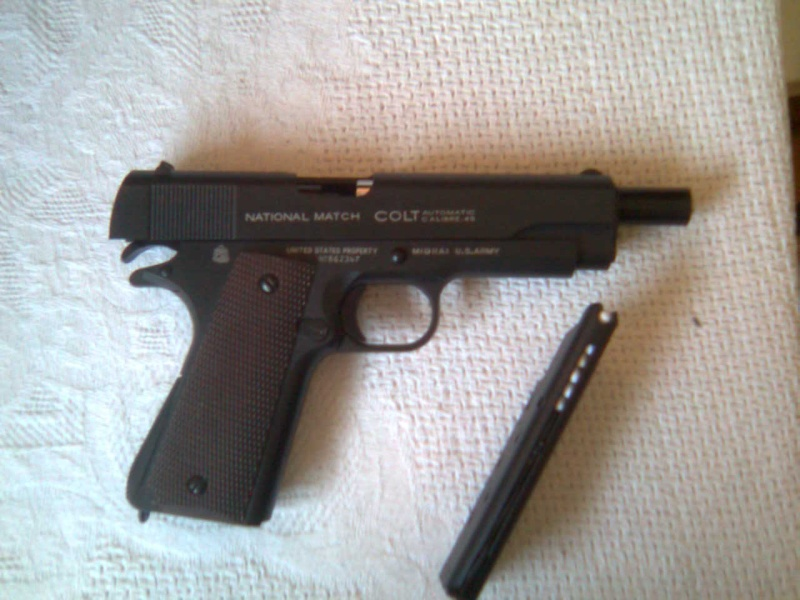 Review colt 1911 springer Cyma Photo029