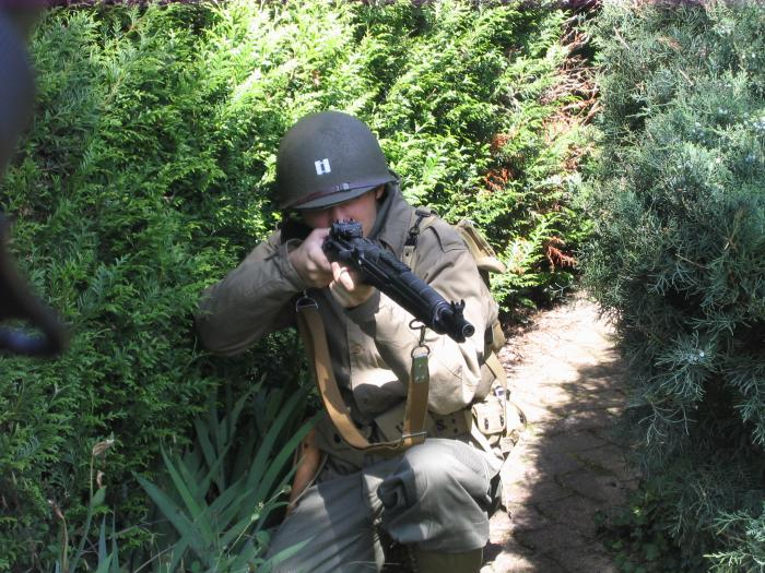 Tenues WWII - Page 3 Ranger11