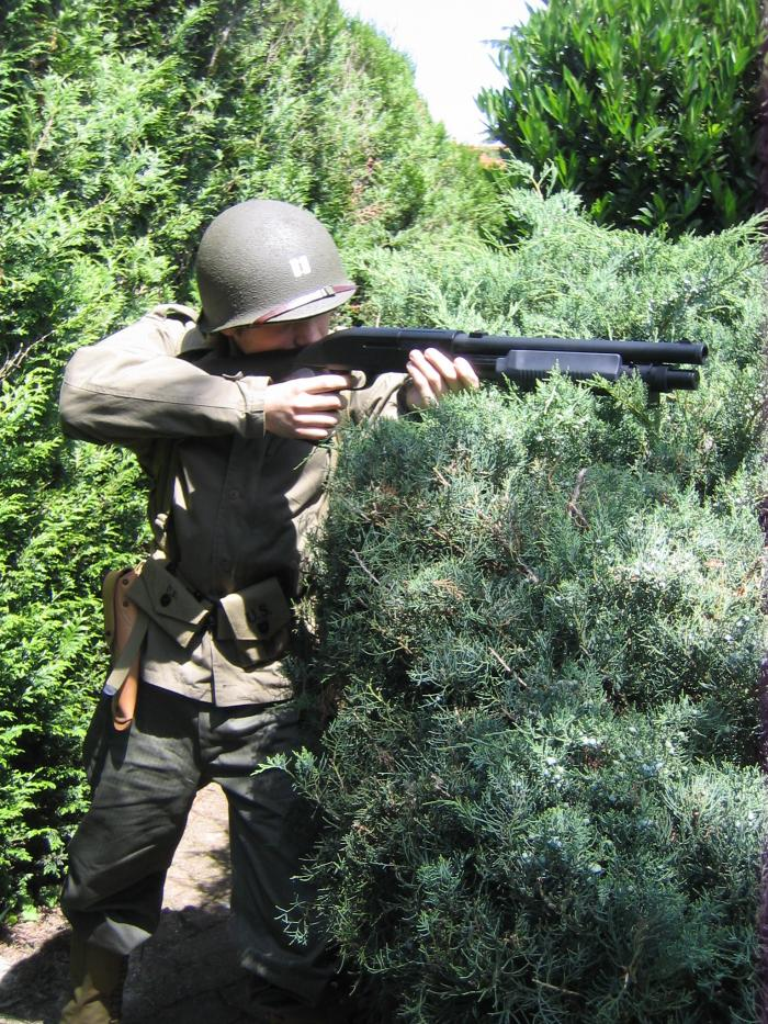 Tenues WWII - Page 3 Ranger12
