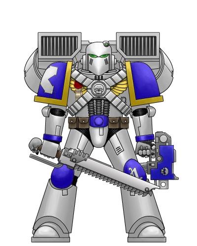 Space marines Generator Spacem10