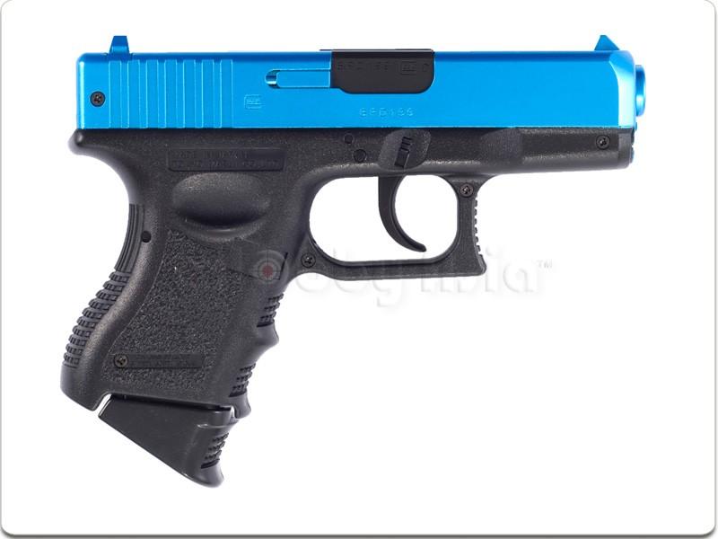 Review marui Glock 26 GIDAN Tokyo Marui Tm-gin11