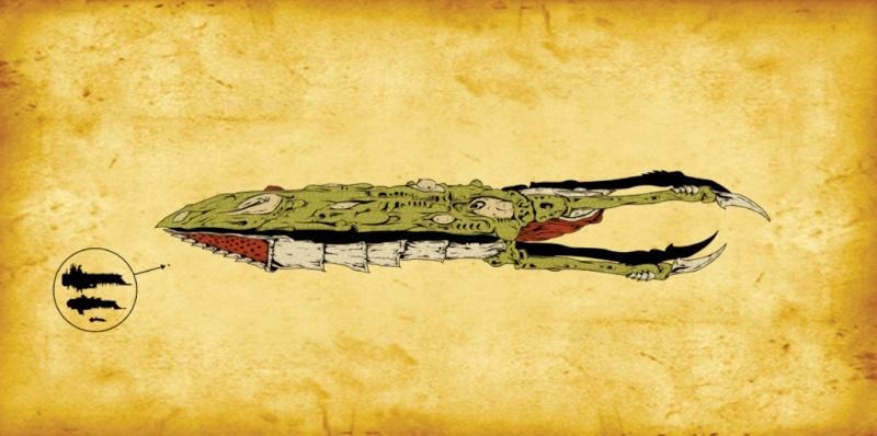 Battle Fleet Gothic Tyrani10