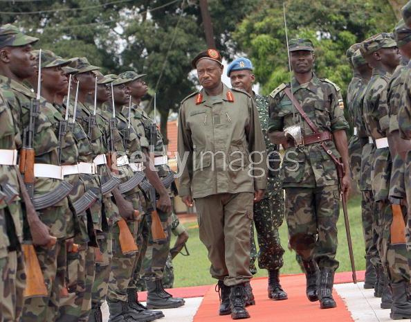 Camouflages du monde entier Uganda10