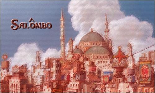 Salômbo's world
