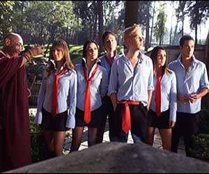 Slike iz spotova Rebelde,Solo Quedate En Solencio,Salvame... Video-13