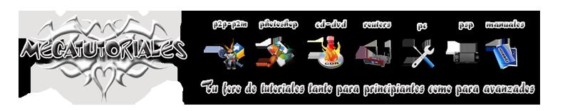 Foro gratis : .:MegaTutoriales:. - Portal* Logo1111