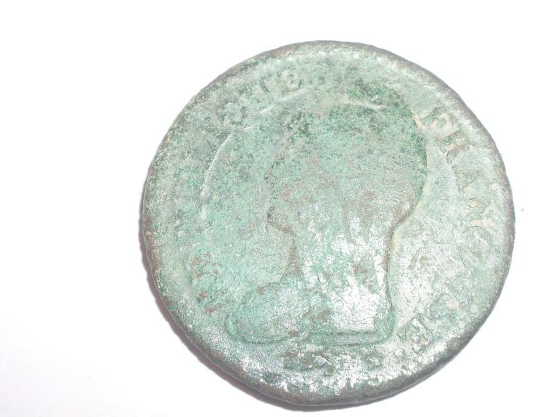 Francia, 1 dècime, 1795-1799. Cara11