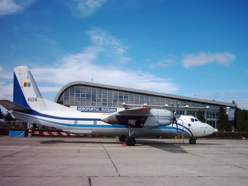 Aeroportul Suceava (Stefan Cel Mare) - 1994 - 2007 606aer10