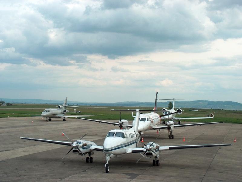 Aeroportul Suceava (Stefan Cel Mare) - 1994 - 2007 Hpim7510