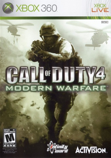 Call of Duty 4: Modern Warfare Cover12