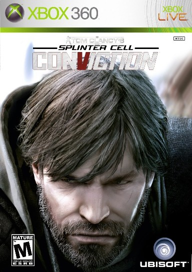 Tom Clancy's Splinter Cell: Conviction Cover14