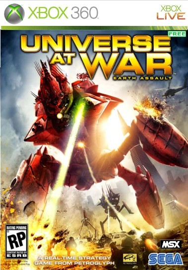 Universe at War: Earth Assault Coverf10