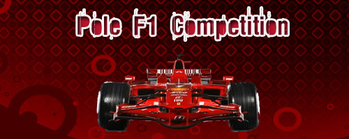 Pole F1 Competition