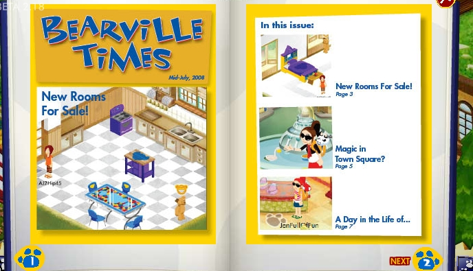 Bearville Times Update - Mid July 2008 Bt110